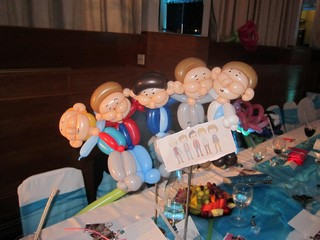 balloon 1 direction