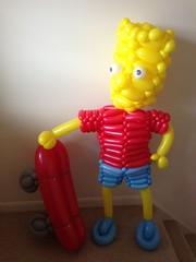 balloon bart