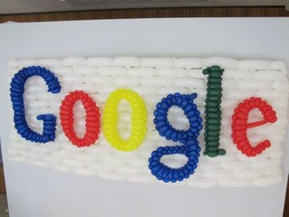 balloon google