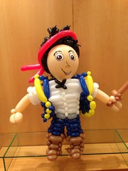 balloon neverland pirates