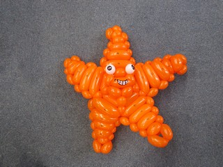 balloon starfish