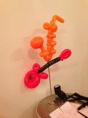 balloon saxophone