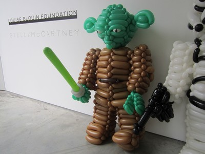 balloon model lego star wars