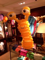 balloon turbo snail