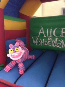balloon cheshire cat
