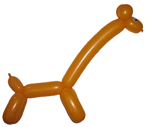 david crofts balloon animal