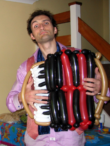 balloon max somerset accordian