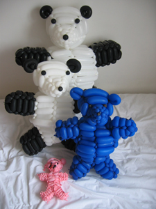 balloon bear