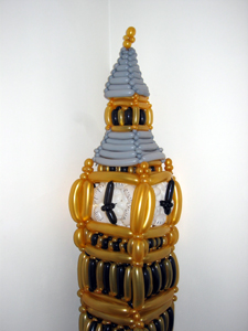 balloon big ben