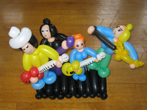 balloon band
