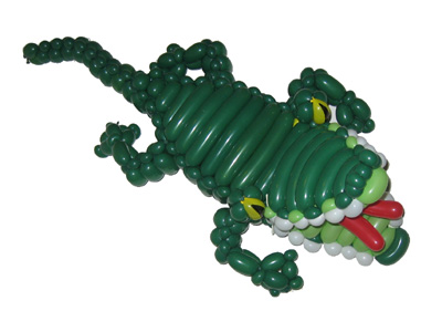 balloon lizard