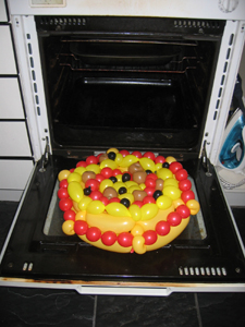 balloon pizza