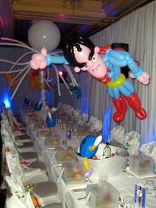 balloon superman