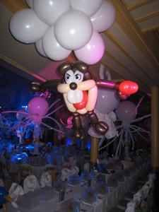 balloon taz