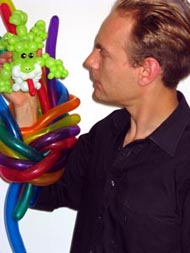 balloon modelling david crofts