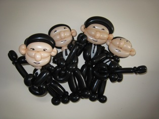 balloon beatles