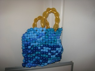 balloon bag