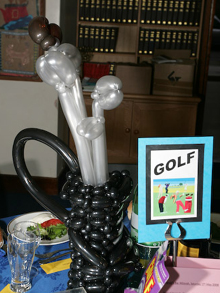 balloon golf clubs