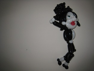 balloon michael jackson