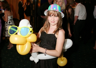 balloon rubber duck