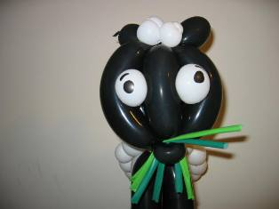 balloon sheep